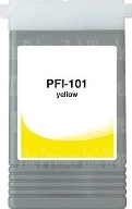 PFI-101Y Cartridge- Click on picture for larger image