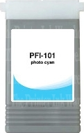 PFI-101PC Cartridge- Click on picture for larger image