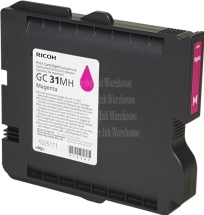 GC31M HY Cartridge- Click on picture for larger image