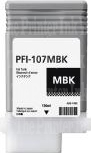 PFI-107MBK Cartridge- Click on picture for larger image