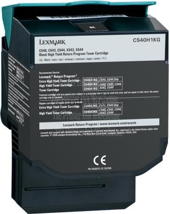C540H1KG Cartridge- Click on picture for larger image