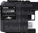 LC203BK Cartridge- Click on picture for larger image