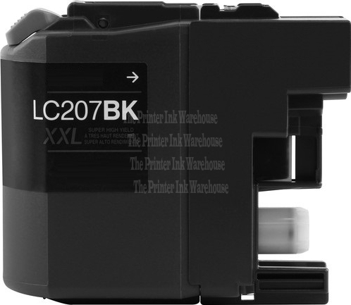 LC207BK Cartridge- Click on picture for larger image