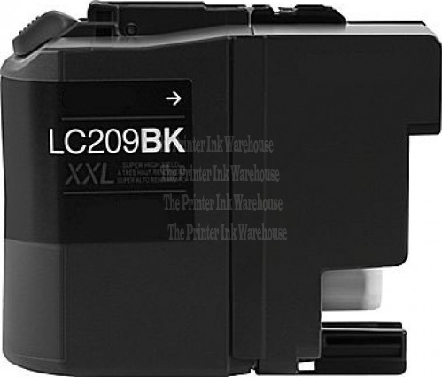 LC209BK Cartridge- Click on picture for larger image