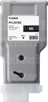 PFI-207BK Cartridge- Click on picture for larger image