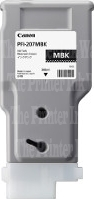 PFI-207MBK Cartridge- Click on picture for larger image