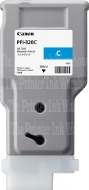 PFI-320C Cartridge- Click on picture for larger image