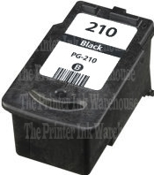 PG-210 Cartridge- Click on picture for larger image