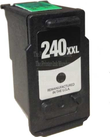 PG-240XXL Cartridge- Click on picture for larger image
