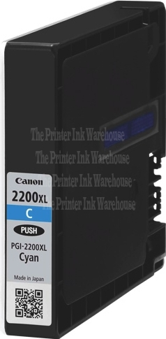 PGI-2200XLC Cartridge- Click on picture for larger image